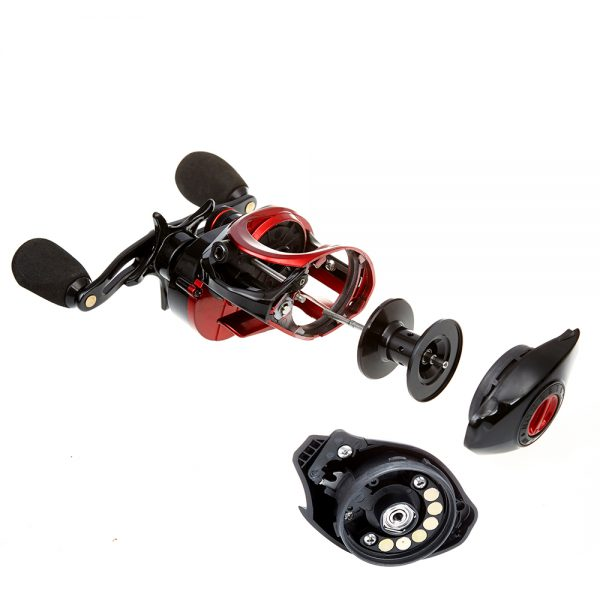 NOEBY NONSUCH A5 Baitcasting Reel 1