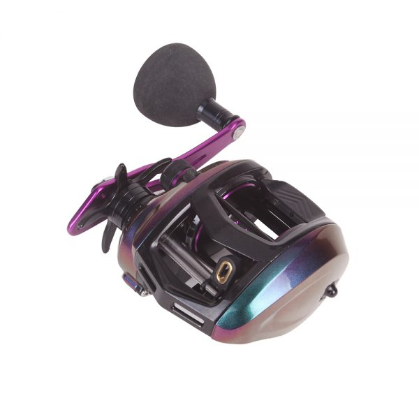 NOEBY nonsuch 1400 size bait casting reel 3